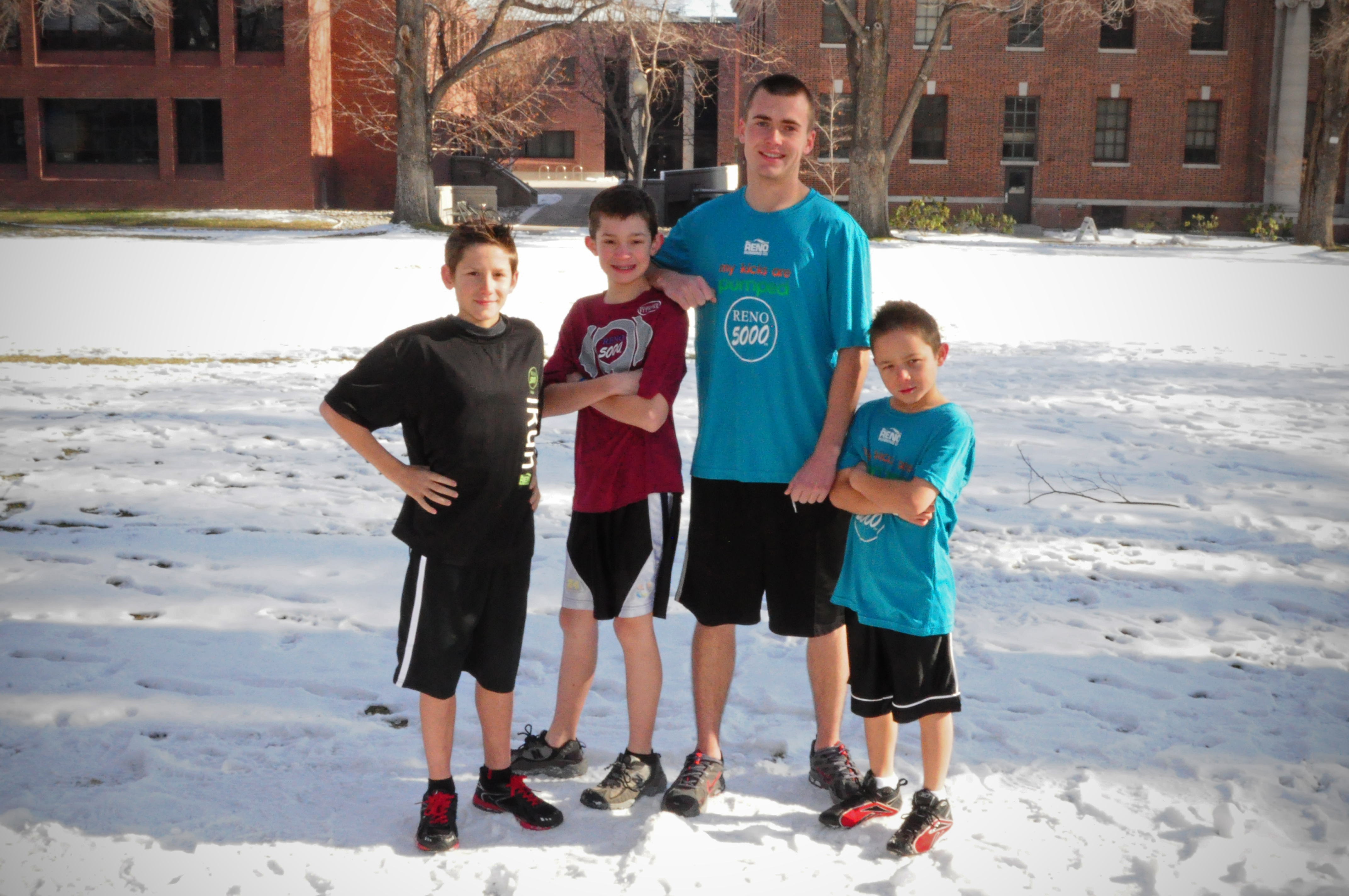 My 4 boys!!!