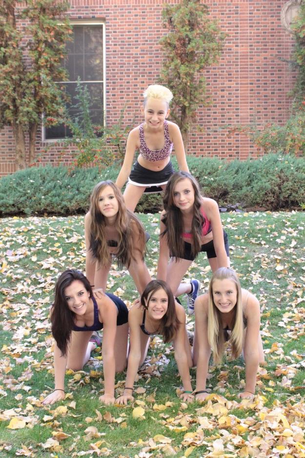 6 of my girls