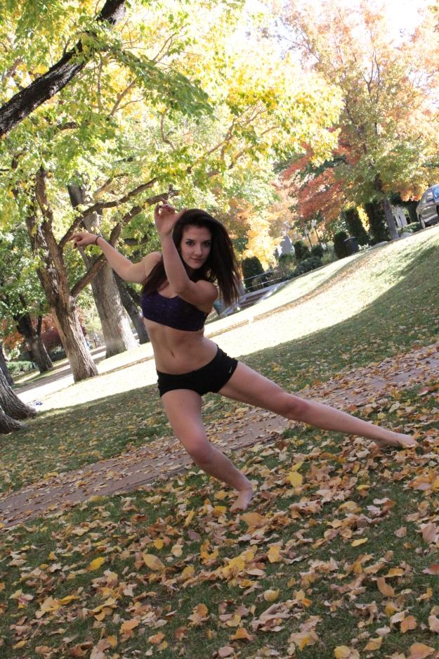 Brianna - my dancer